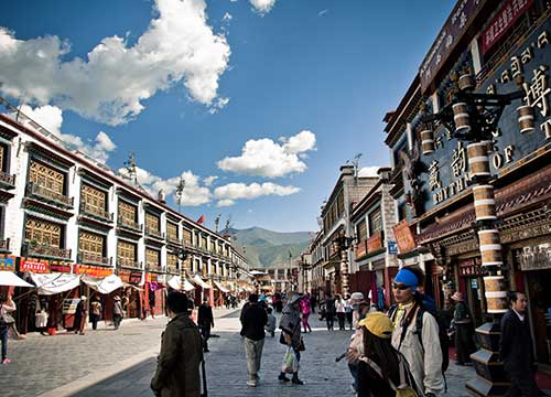 4 Days Lhasa Urban and Suburb Tour