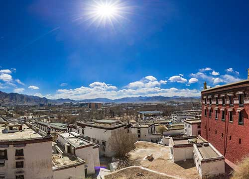 6 Days Lhasa Gyangtse Shigatse Group Tour