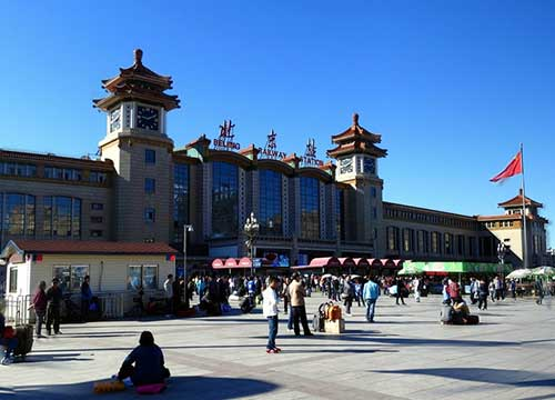 10 Days Train Tour from Beijing to Lhasa