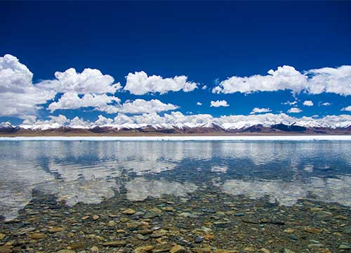 9 Days Classic Trip from Lhasa to EBC with Namtso