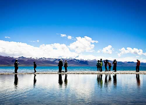 6 Days Lhasa to Namtso Lake Group Tour