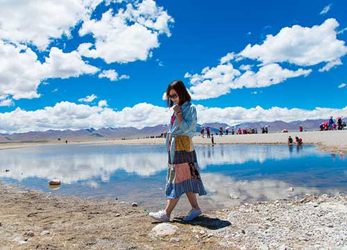 The Best Time to Namtso Lake