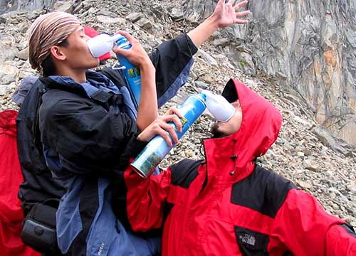 How to Treat High Altitude Sickness