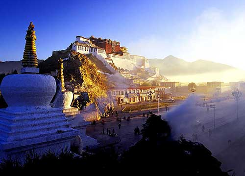 Book Potala Ticket in Advance Tips for Visiting Potala
