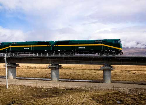 Several Facts about Qinghai-Tibet Railway