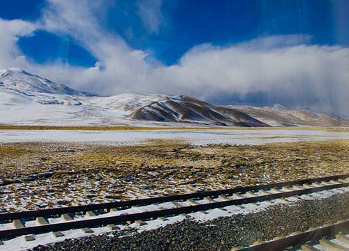 Why did China build Railway to Tibet ?